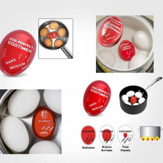 Yumurta Haşlama Aparatı Dublör Yumurta Pişirme Aleti Egg Timer