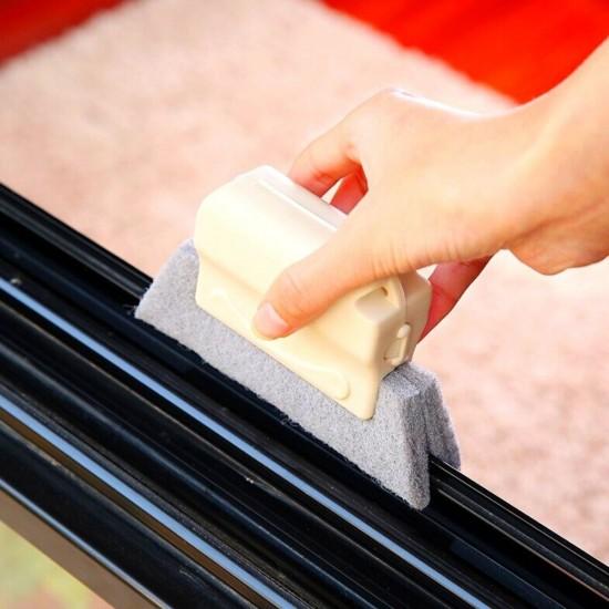 Fayans Derzi Ve Pencere Oluğu Temizleme Aparatı